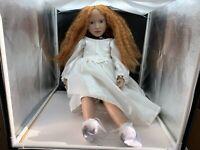 Zwergnase Nicole Marschollek Puppe 83 cm. Top Zustand