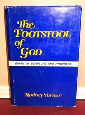 The Footstool of God Earth In Scripture & Prophecy by Rodney Turner 1STED Mormon
