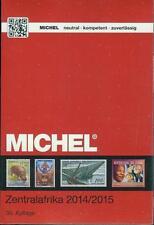Michel Übersee Banda 6 Parte 1 2014/2015 Africa Centrale 39. Auflage Colori Neu