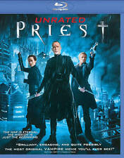 Priest [Unrated Version] [Blu-ray] - DVD
