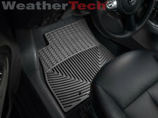 WeatherTech All-Weather Floor Mats for Nissan Juke - 2011-2016 - Black