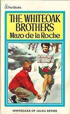 The Whiteoaks Brothers by Mazo de la Roche