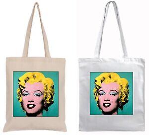 Shopping Bag Borsa Sacca Cotone 100% Arte Libri Musica Film PERSONALIZZABILE