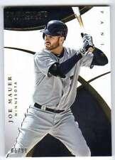 2015 Panini Immaculate Collection Baseball /99 #61 Joe Mauer Twins