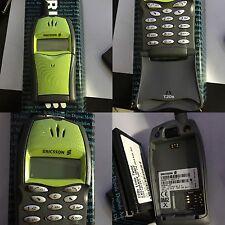 CELLULARE ERICSSON T20 GSM + BOX  UNLOCKED SIM FREE DEBLOQUE RARE