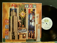 "TOP   Easy - Living On Cloud Nine  12"" single   Lovely copy !!"