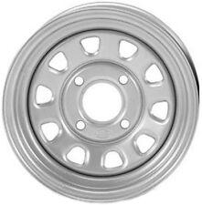 4-ITP Delta Silver Steel Wheels 2006-11 B.F. 650i 4X4