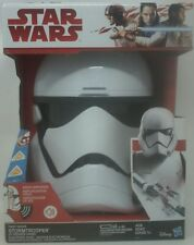 Star Wars Voice Amplifier First Order Stormtrooper Electronic Mask