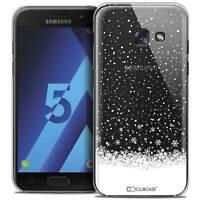 Coque Crystal Pour Samsung Galaxy A5 2017 (A520) Extra Fine Rigide Noël 2016 Flo