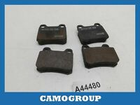 Pills Rear Brake Pads Pad MERCEDES 190 W201