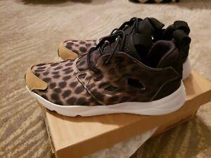 Reebok Leopard Athletic Shoes for Women