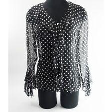 5793e2cf8 Seda Lunares Casual Blusas para mujeres | eBay