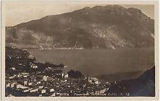 RIVA - PANORAMA COL MONTE BALDO (TRENTO) 1926