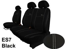 MERCEDES VITO W639 2+1 2003-2014 ECO LEATHER TAILORED SEAT COVERS MADE TO MEASUR