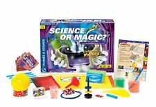 Thames and Kosmos 620714 Science or Magic Science Kit