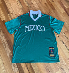 Vintage MEXICO Olympic Games Collection Jersey | Atlanta 1996 | Olympic Games