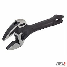 """Stanley Fatmax 075081 Adjustable Demolition Wrench 250mm(10"""") Jaw Capacity 37mm"""