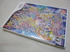 Japanese Wii Exclusive Use. Precure All Stars Zeninshuugou Let's Dance Japan Ver