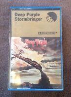 Music Cassette Tape - Deep Purple - Stormbringer