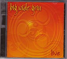 Big Wide Grin - Live - CD (peace-it-together ELK0002)