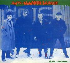 Anti-Nowhere League - We Are...The League (Deluxe Edition) (NEW CD)