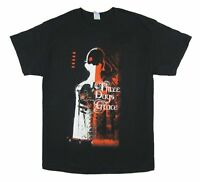 Three Days Grace Fifty Fifty Human Black T Shirt New Official Band Merch