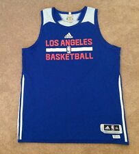 Authentic Nba Los Angeles Clippers adidas Practice Jersey 3Xl+2 Griffin Jordan