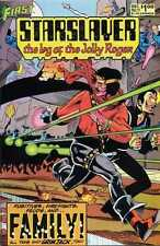 Starslayer 11. First Comics 1983.  SF45