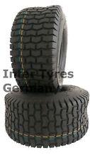 2x 15x6.00-6 S2101 NaRubb 15x6-6 4PR Reifen für Rasentraktor Aufsitzmäher NEU