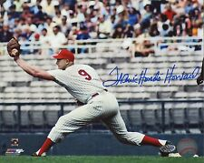 "Frank ""Hondo"" Howard Autographed 8x10 Washington Senators Nationals Rangers"