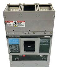 Siemens JXD22B400, 400 AMP, 2 POLE, 240 VOLT JXD-2A Circuit Breaker