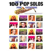 100 More Pop Solos for Saxophone - Saxophon Noten [Musiknoten]