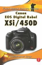 Canon EOS Digital Rebel XSi/450D (Paperback or Softback)