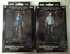 Greenlight Hot Topic SUPERNATURAL Impala with DEAN & SAM Figure GREEN MACHINE