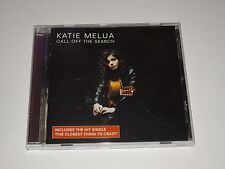 Katie Melua : Call Off The Search CD (2003)