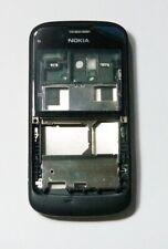 black Housing Cover Facia Fascia skin Faceplate case for nokia E5 000000