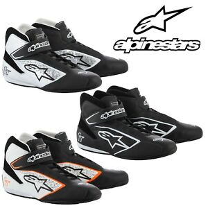 Alpinestars Tech-1 T Boot - Racing Rally Boots Shoe Car FIA Approved 8856-2000