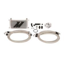 Mishimoto Oil Cooler Kit - Silver - fits Subaru Impreza WRX STI - 08-14 Silver