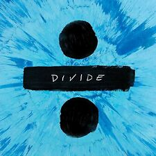 ED SHEERAN DIVIDE (÷) NEW CD Free UK P&P GALWAY GIRL , SUPERMARKET FLOWERS