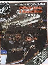NHL Official Guide & Record Book 2008 ((National H