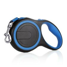 Retractable Dog Leash, 16 Ft Dog Walking Leash for Small to M Dogs