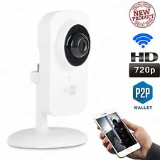 HD mini 720P Wifi IP Camera Wireless CCTV system security camera Indoor