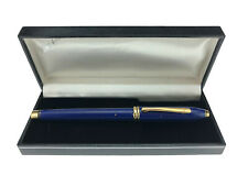 Cross Townsend Lapis Lazuli w/ Gold Plated Trim Limited Edition Fountain Pen