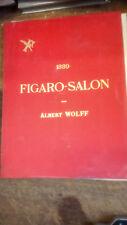 Figaro Salon 1889 par Albert Wolff