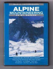 Alpine Mountaineering on Mt. Rainier - Basic Techniques (DVD) w/ Peter Whittaker