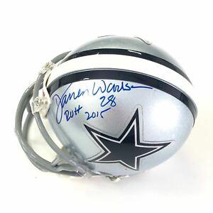 Darren Woodson signed mini helmet PSA/DNA Dallas Cowboys autographed