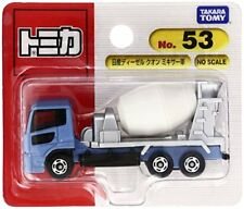 Tomica No.053 Nissan Diesel Quon mixer truck (blister) Miniature Car