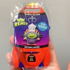 Disney store Pin 2020 Toy Story Alien Pixar Remix remy rat Limited release