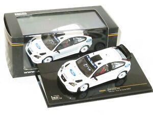 1/43 Ford Focus WRC Abu Dhabi  Test Car - Tour de Corse 2007 - White
