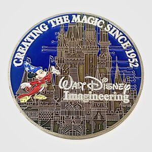 Disney Challenge Coin - Disney Imagineering - Walt Disney World Challenge Coin